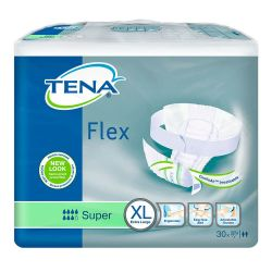 Tena Flex Super X-Large inkontinenční kalhotky 30 ks