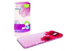 Tena Lady Ultra Mini inkontinenční vložky 28 ks + dárek pouzdro