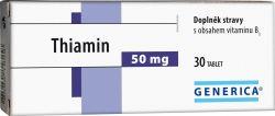 Generica Thiamin 50 mg 30 tablet