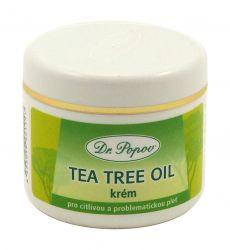 Dr. Popov Tea Tree Oil krém 50 ml