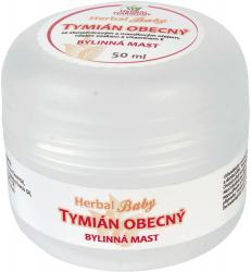 Herbal Harmony Tymián obecný bylinná mast 50 ml