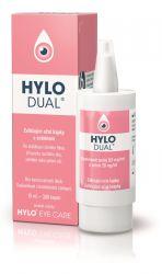 HYLO DUAL oční kapky 10 ml