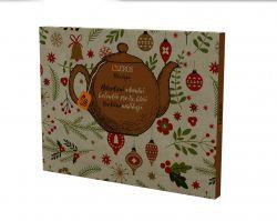 Leros Adventní kalendář mix čajů 23 ks