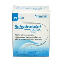 Valosun rehydratační roztok 10 sáčků