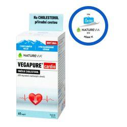 Swiss NatureVia Vegapure cardio 60 kapslí