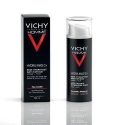 Vichy Homme Hydra Mag C+ Hydratační péče proti známkám únavy 50 ml