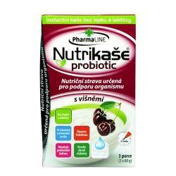 Nutrikaše probiotic s višněmi 3x60 g