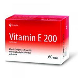 Noventis Vitamin E 200 60 kapslí