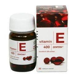 Zentiva Vitamin E 400 mg 30 tobolek