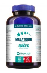 Pharma Activ Melatonin 100 tablet