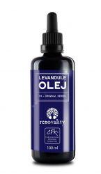 Renovality Levandule masážní a tělový olej 100 ml