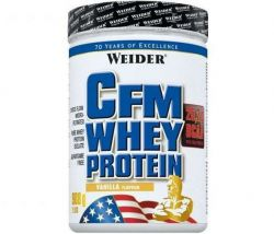 WEIDER CFM Whey Protein  vanilla 908 g
