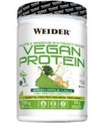WEIDER Vegan protein green apple 750 g