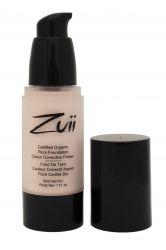 ZUII Organic BIO Korekční báze pod make-up Apricot 30 ml